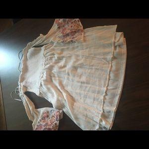 altard state off shoulder dress